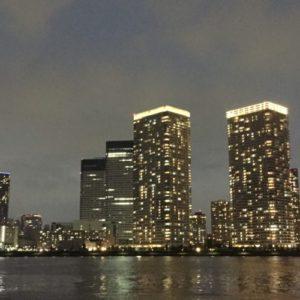豊洲 夜景 トヨマチ